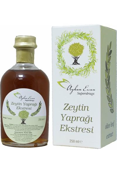 Ayhan Ercan Zeytin Yaprağı Ekstresi 250 ml