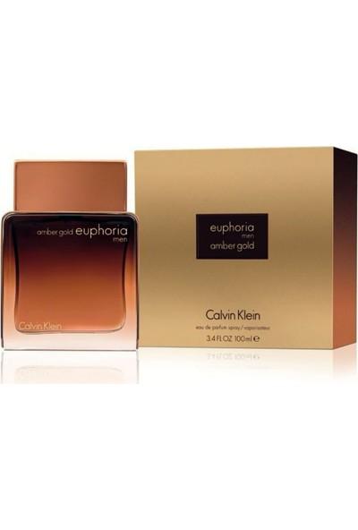 Calvin Klein Euphoria Man Amber Gold Edp 100ml Erkek Parfümü