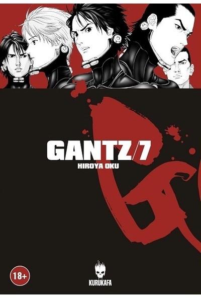 Gantz Cilt 7 - Hiroya Oku