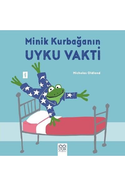 Minik Kurbağanın Uyku Vakti - Nicholas Oldland
