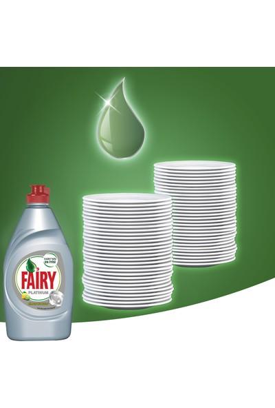 Fairy Platinum 870 ml Sıvı Bulaşık Deterjanı Limon