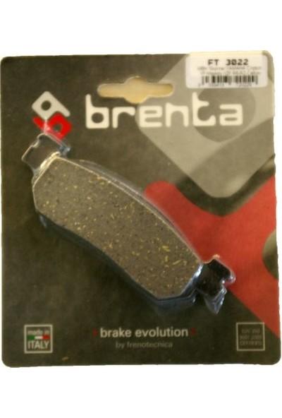 Yamaha YP 250 X-MAX Disk Brenta Fren Arka Balata (2005-2013)