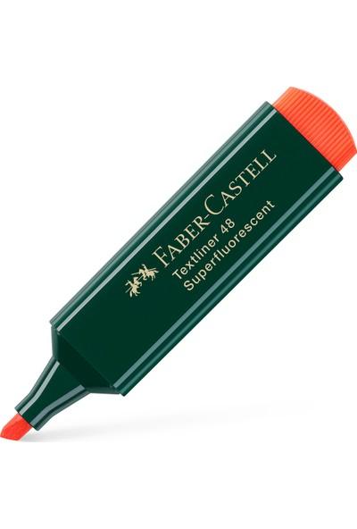 Faber-Castell Yeşil Gövde Fosforlu 6+2 Poşet