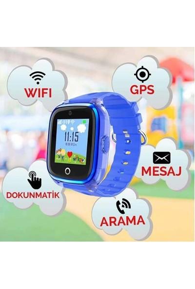 Wiky Watch 3 Plus Akıllı Çocuk Saati - Mavi