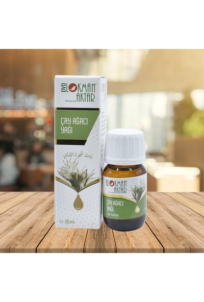 Lokman Aktar Çay Ağacı Yağı 20 ml