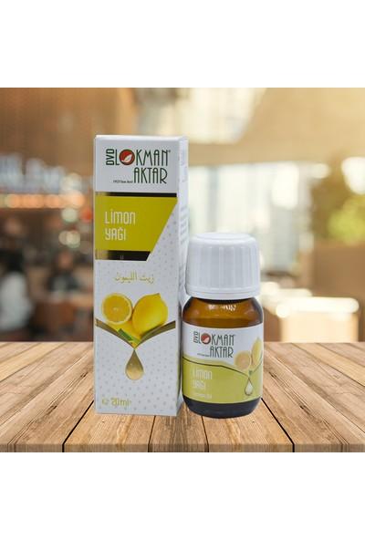 Lokman Aktar Limon Yağı 20 ml