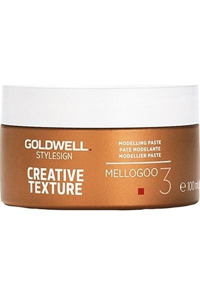 Goldwell Stylesign Creative Texture Mellogoo - Saç Macunu 100 ml