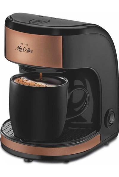 Goldmaster MC-100 Mycoffe Filtre Kahve Makineleri
