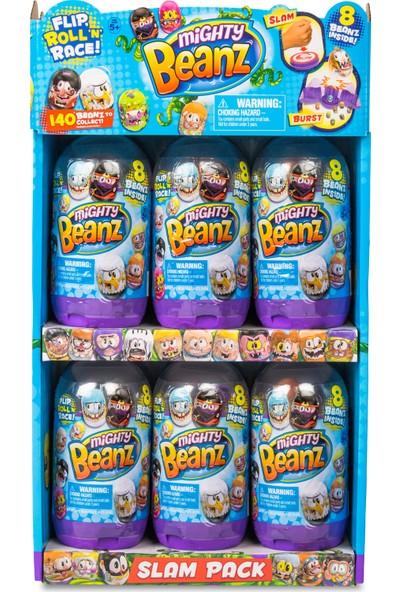 Mighty Beanz Çılgın Fasulyeler Delüks Paket-66608