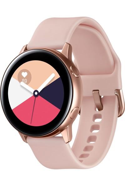 Samsung Galaxy Watch Active (Pembe Altın)-SM-R500NZDATUR