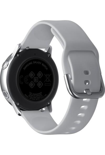Samsung Galaxy Watch Active (Gümüş)-SM-R500NZSATUR
