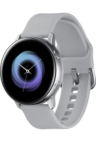 Samsung Galaxy Watch Active (Gümüş)-SM-R500NZSATUR