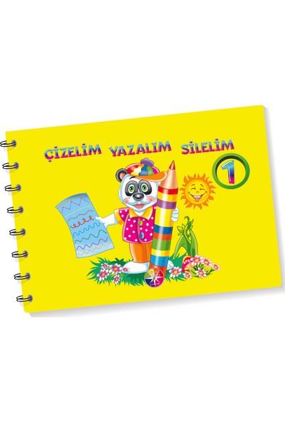 Çizelim Yazalım Silelim 1 - Fatma Akman