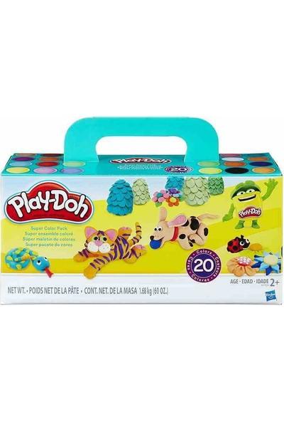 Play-Doh Hasbro Play-Doh Oyun Hamuru 20 Li A7924