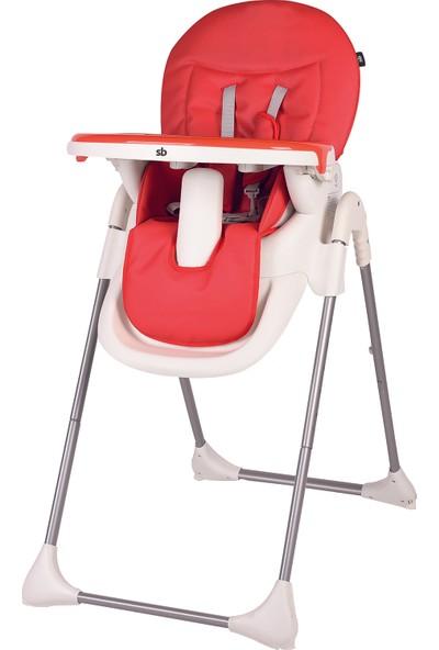 Sunny Baby 107 Taffy Plus Mama Sandalyesi Kırmızı
