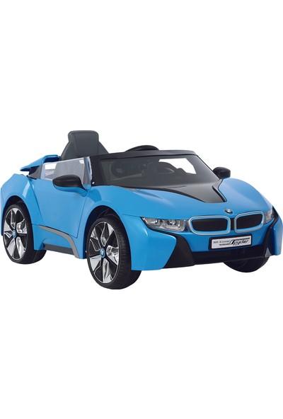 RollPlay W480QHM4 Bmw I8 Akülü Araba - Mavi