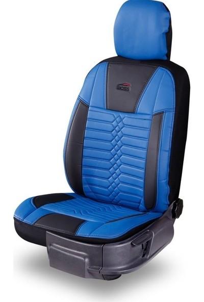 Boss Seat Roomster Ortapedik Galaxy Deri Model Ön Arka Takım Koltuk Kılıfı
