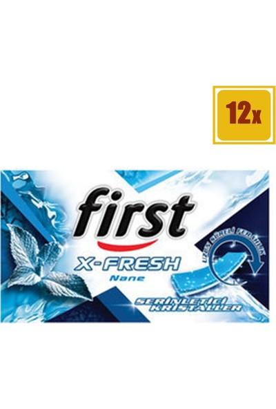 First Sensations X-Fresh Nane 27 gr 12'li Set