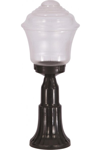 Avonni BSU-68201-BSY-M1-K Siyah Elektrostatik Toz Boyalı Dış Mekan Aydınlatma