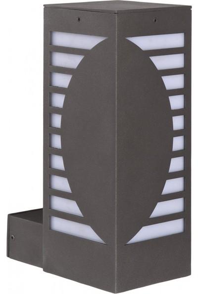 Avonni Bap-68262-Bsy Siyah Elektrostatik Toz Boyalı Bahçe Aplik
