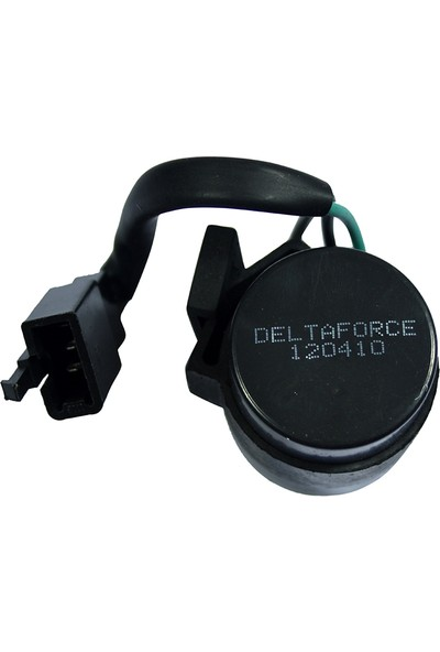 Deltaforce Scooter Modellerine Uyumlu Kablolu Sinyal Flaşörü