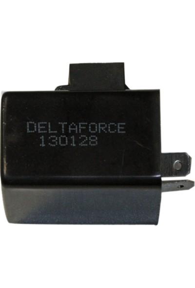 Deltaforce Sinyal Flaşörü Tüm Cg - Touring Modellerine Uyumlud