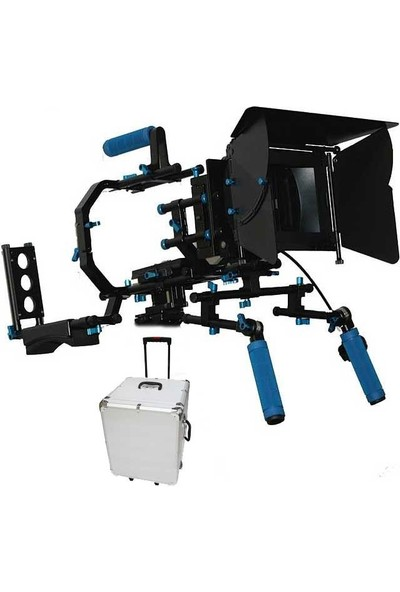 Shanghai Ring Rig Rl-03 Set, Profesyonel Dslr Video Film Çekim Seti