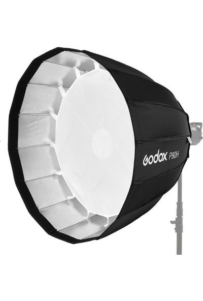 Godox P90H Parabolic Soft Box 90Cm (Bowens)