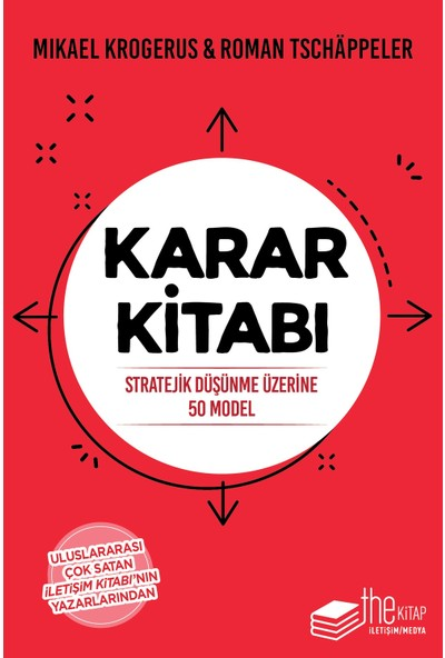 Karar Kitabı - Mikael Krogerus