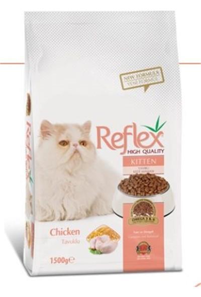Reflex Yavru Kedi Maması Kıtten Tavuklu 1500gr
