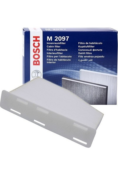 Vw (Volkswagen) Passat 1.9 Tdı 10.2000 - 05.2005 Bosch Polen Filtresi Filitre