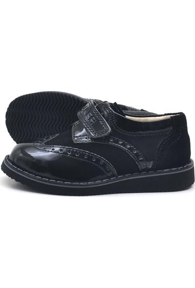 Raker Hidra Rugan Cırtlı Günlük Erkek Bebek Sünnet Ayakkabı