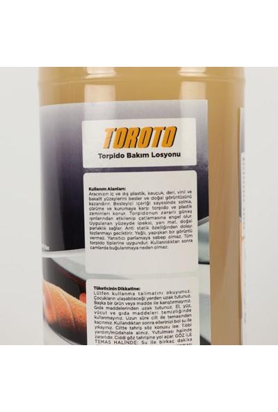 Netfer Toroto Torpido Bakım Losyonu - 500 ml