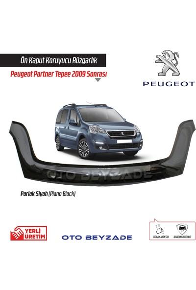 İtibar Peugeot Partner Tepee 2009 Sonrası Kaput Koruyucu Rüzgarlık