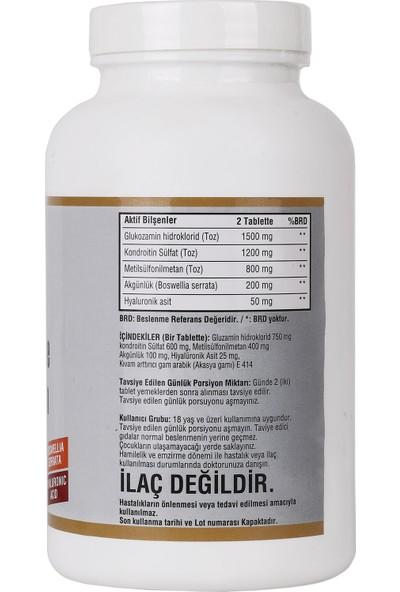NCS Glucosamine Chondroitin MSM Hyaluronic Acid Bosvella 120 Tablet
