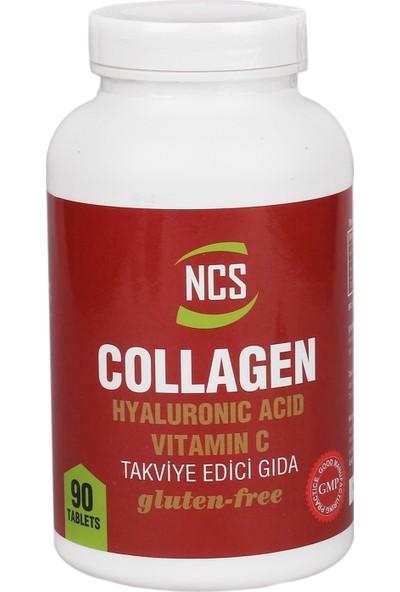 Ncs Hidrolize Collagen 1000 Mg Hyaluronic Acid C vitamini 90 TABLET