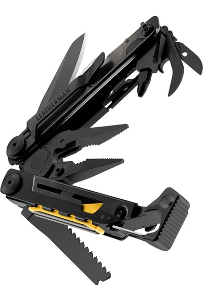 Leatherman Signal Black Multitool