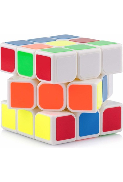Moyra Rubik Küp 3X3X3 Hızlı Rubik Küp