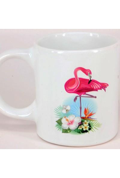 Mory Concept Stres Kupa Bardak Flamingo