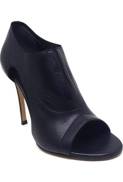 Shop And Shoes 104-70948 Kadın Ayakkabı Siyah