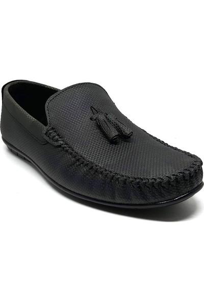 Shop And Shoes 307-323 Erkek Ayakkabı Yeşil Kamuflaj