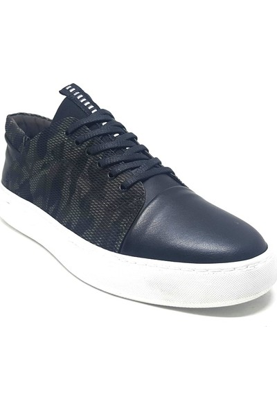 Shop And Shoes 307-399 Erkek Ayakkabı Lacivert