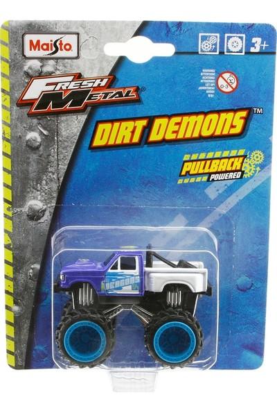 Maisto Dirt Demons Off Road Warrior Oyuncak Araba