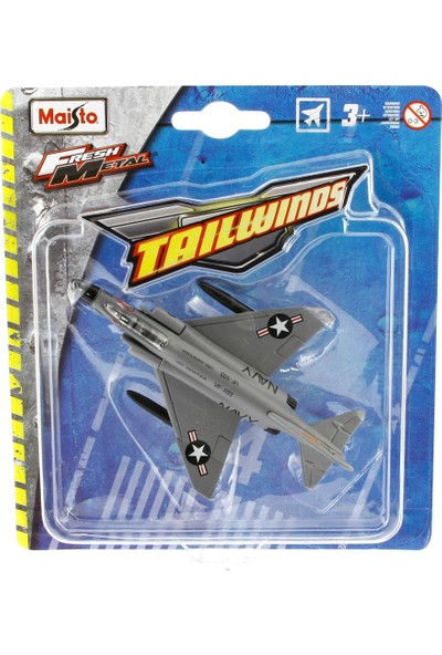 Maisto Fresh Metal F-4 Phantom Oyuncak Uçak