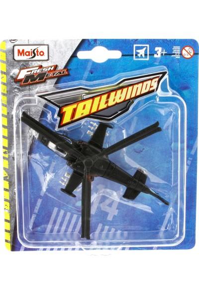 Maisto Fresh Metal Bell KA-52 Alligator Oyuncak Uçak