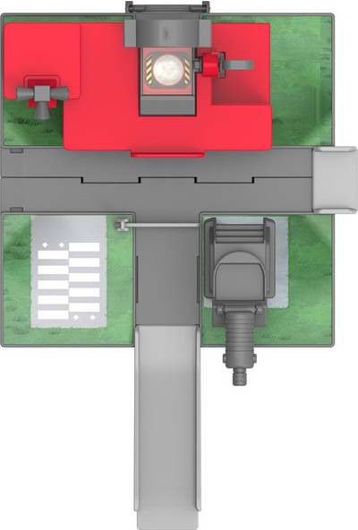 Robacar Poli Roy Mini Oyun Seti