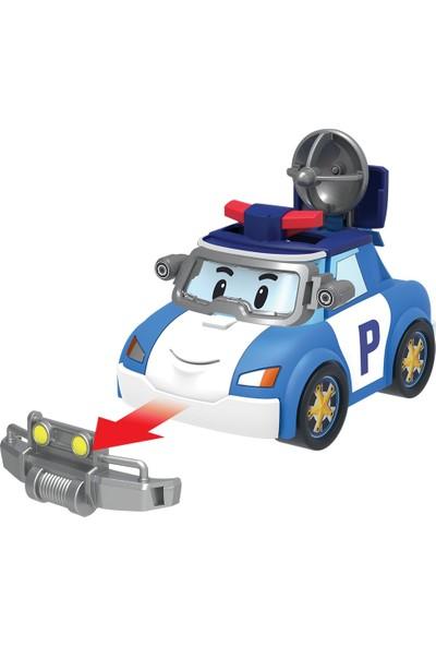 Robocar Poli Teçhizatlı Araç