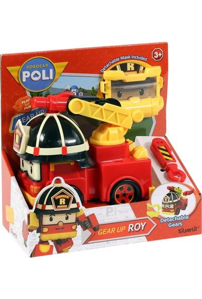 Robocar Roy Teçhizatlı Araç