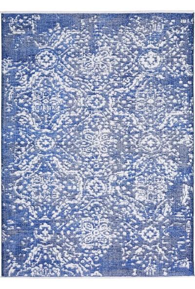 My Home Moretti Vintage Halı 11382-indigo