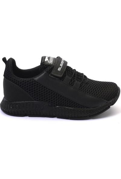 Slazenger Alısa Spor Çocuk Ayakkabı Siyah